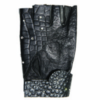 Half finger Gloves Demi Swarovsky